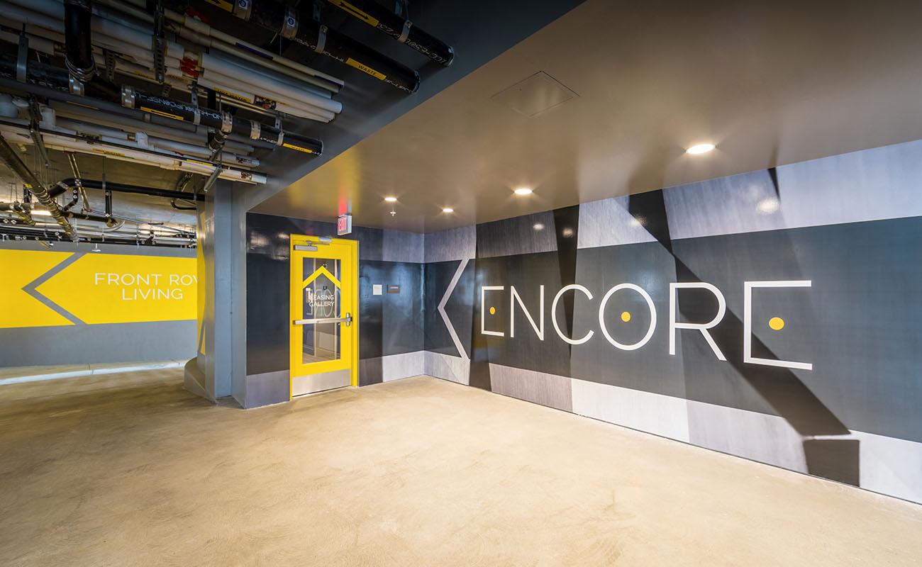 Encore - Garage Entry