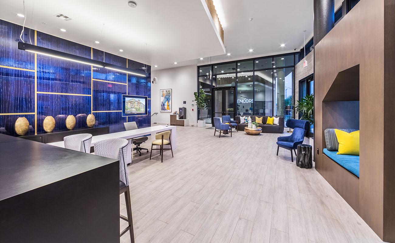 Encore - Leasing Office Lobby
